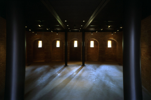 Inside view of the museum space (Photo by Alessandra Chemollo)