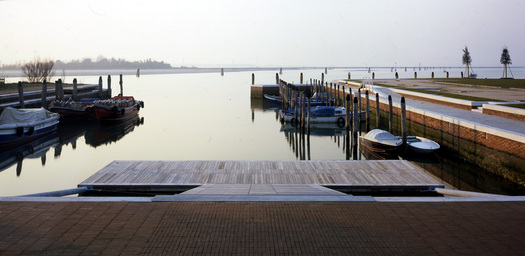 The dock of TMM (Phto by Marco Zanta)