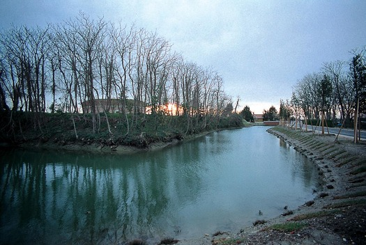 The canal of TMM (Photo by Alessandra Chemollo)